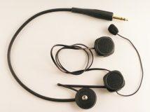 Zestaw słuchawkowo-mikrofonowy do kasku zamkniętego
