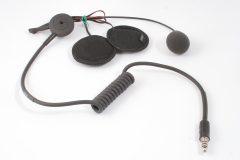 Słuchawki do kasku zamkniętego w standardzie Peltor