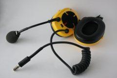 Słuchawki do kasku typu PRO-JET, JET RALLY w standardzie PELTOR